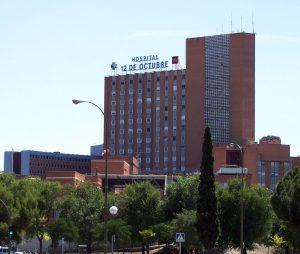 Hospital 12 de Octubre Madrid